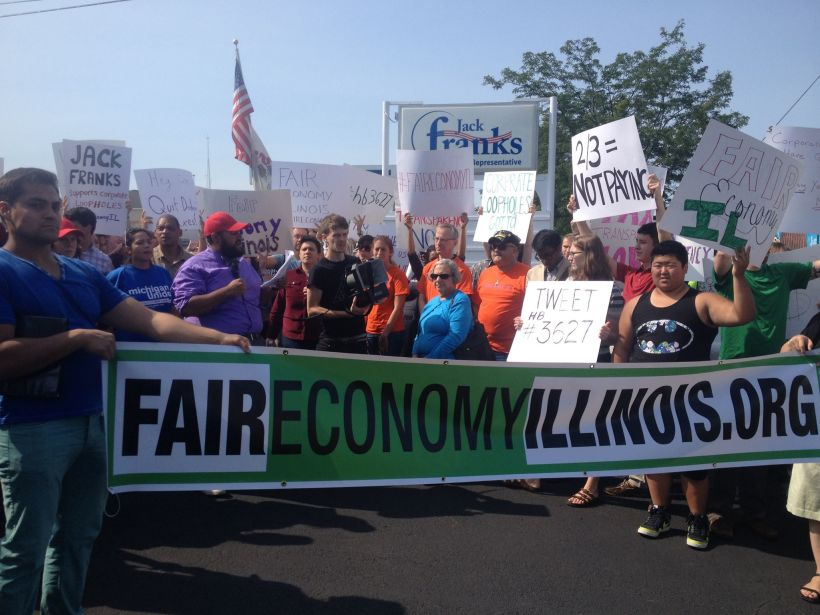 Fair Economy Illinois