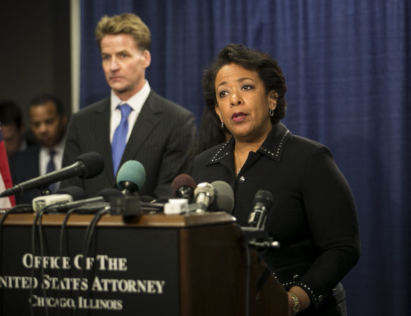 Justice Department Announces Findings of Investigation Into Chicago Police Department